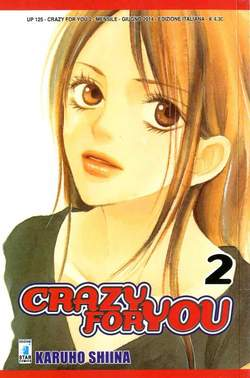 Copertina CRAZY FOR YOU n.2 - CRAZY FOR YOU, STAR COMICS