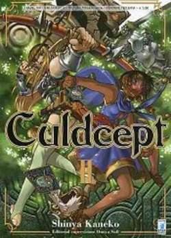 Copertina CULDCEPT n.2 - CULDCEPT 2, STAR COMICS