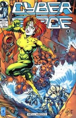Copertina CYBERFORCE n.8 - CYBERFORCE              8, STAR COMICS