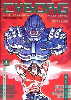 Copertina CYBORG n.4 - CYBORG                       4, STAR COMICS