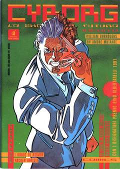 Copertina CYBORG n.6 - CYBORG                       6, STAR COMICS