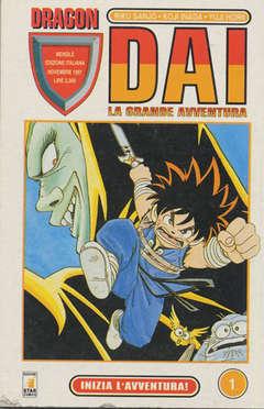 Copertina DAI n.1 - DAI 1, STAR COMICS