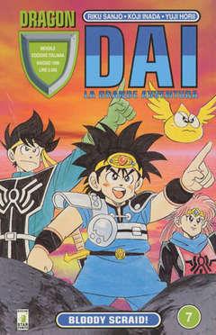Copertina DAI n.7 - DAI 7, STAR COMICS