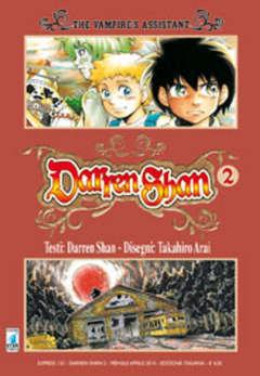 Copertina DARREN SHAN n.2 - DARREN SHAN (m9), STAR COMICS