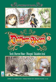 Copertina DARREN SHAN n.3 - DARREN SHAN (m9), STAR COMICS