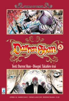 Copertina DARREN SHAN n.5 - DARREN SHAN (m9), STAR COMICS