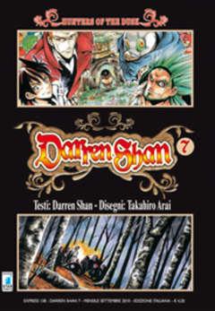 Copertina DARREN SHAN n.7 - DARREN SHAN (m9), STAR COMICS