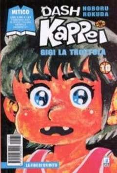 Copertina DASH KAPPEI n.10 - GIGI LA TRAPPOLA, STAR COMICS
