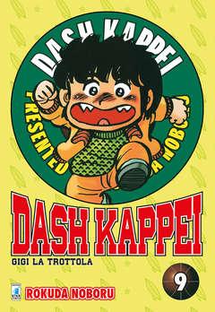 Copertina DASH KAPPEI (m9) n.9 - GIGI LA TROTTOLA, STAR COMICS