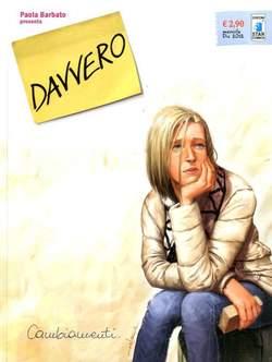 Copertina DAVVERO n.1 - CAMBIAMENTI, STAR COMICS