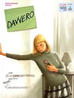 Copertina DAVVERO n.4 - COSE CHE CAPITANO, STAR COMICS