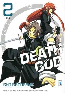 Copertina DEATH GOD n.2 - DEATH GOD 2 (m2), STAR COMICS