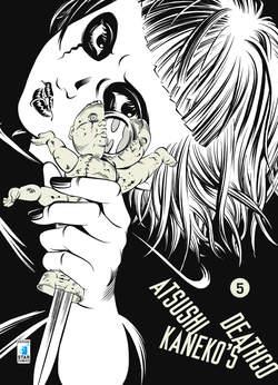 Copertina DEATHCO (m7) n.5 - DEATHCO, STAR COMICS
