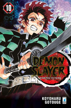 Copertina DEMON SLAYER n.10 - BIG 58, STAR COMICS