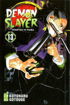 Copertina DEMON SLAYER n.13 - BIG 64, STAR COMICS