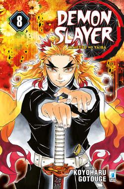Copertina DEMON SLAYER n.8 - BIG 54, STAR COMICS