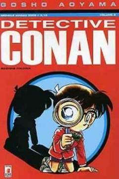 Copertina DETECTIVE CONAN n.2 - DETECTIVE CONAN, STAR COMICS
