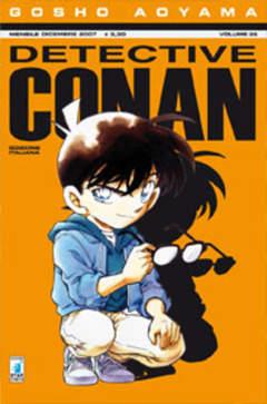 Copertina DETECTIVE CONAN n.35 - DETECTIVE CONAN 35, STAR COMICS