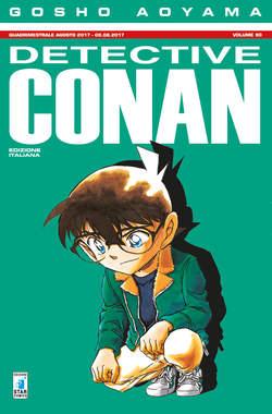 Copertina DETECTIVE CONAN n.90 - DETECTIVE CONAN, STAR COMICS