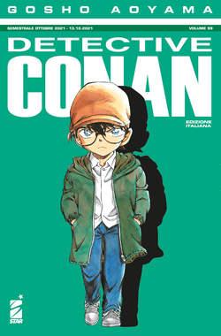 Copertina DETECTIVE CONAN n.99 - DETECTIVE CONAN 99, STAR COMICS