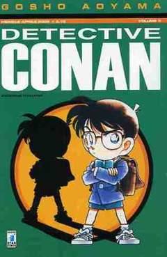 Copertina DETECTIVE CONAN n.3 - DETECTIVE CONAN 3, STAR COMICS