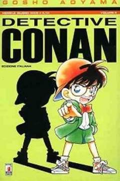 Copertina DETECTIVE CONAN n.5 - DETECTIVE CONAN 5, STAR COMICS
