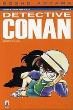 Copertina DETECTIVE CONAN n.6 - DETECTIVE CONAN 6, STAR COMICS