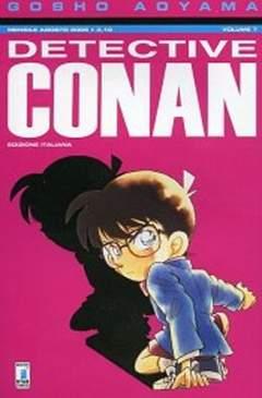 Copertina DETECTIVE CONAN n.7 - DETECTIVE CONAN 7, STAR COMICS