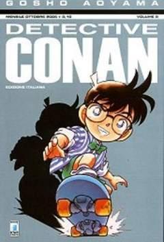 Copertina DETECTIVE CONAN n.9 - DETECTIVE CONAN 9, STAR COMICS
