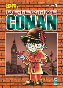 Copertina DETECTIVE CONAN NEW EDITION n.1 - DETECTIVE CONAN NEW EDITION 1, STAR COMICS