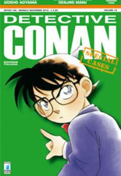 Copertina DETECTIVE CONAN SPECIAL CASES n.12 - DETECTIVE CONAN SPECIAL CASES, STAR COMICS