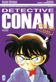 Copertina DETECTIVE CONAN SPECIAL CASES n.1 - DETECTIVE CONAN SPECIAL CASES, STAR COMICS