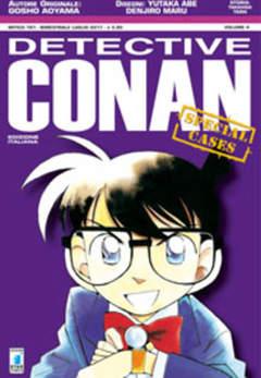 Copertina DETECTIVE CONAN SPECIAL CASES n.4 - DETECTIVE CONAN SPECIAL CASES, STAR COMICS