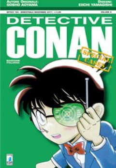 Copertina DETECTIVE CONAN SPECIAL CASES n.6 - DETECTIVE CONAN SPECIAL CASES, STAR COMICS