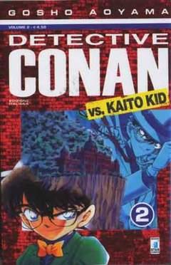 Copertina DETECTIVE CONAN VS. KAITO KID n.2 - DETECTIVE CONAN VS. KAITO KID (m2), STAR COMICS