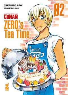 Copertina DETECTIVE CONAN - ZERO'S TEA TIME n.2 - DETECTIVE CONAN - ZERO'S TEA TIME 2, STAR COMICS