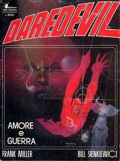 Copertina DEVIL SPECIALE n.1 - AMORE E GUERRA, STAR COMICS