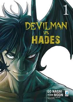 Copertina DEVILMAN VS. HADES n.1 - DEVILMAN VS. HADES 1 (m3), STAR COMICS