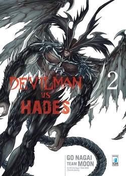 Copertina DEVILMAN VS. HADES n.2 - DEVILMAN VS HADES 2 (m3), STAR COMICS