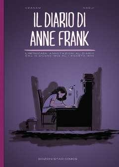 Copertina DIARIO DI ANNE FRANK n. - DIARIO DI ANNE FRANK, STAR COMICS