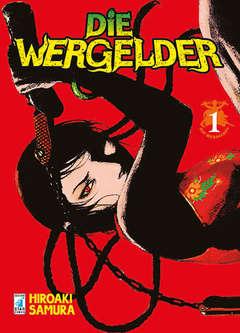 Copertina DIE WERGELDER n.1 - DIE WERGELDER 1, STAR COMICS
