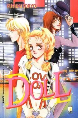 Copertina DOLL n.1 - DOLL 1, STAR COMICS