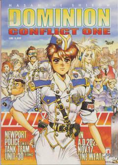 Copertina DOMINION CONFLICT-1 n. - DOMINION CONFLICT-1, STAR COMICS