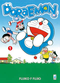 Copertina DORAEMON COLOR EDITION (m6) n.1 - DORAEMON COLOR EDITION (m6), STAR COMICS