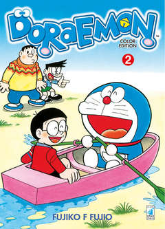 Copertina DORAEMON COLOR EDITION (m6) n.2 - DORAEMON COLOR EDITION (m6), STAR COMICS