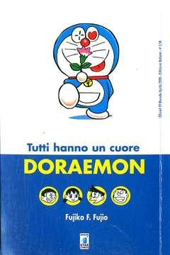 Copertina DORAEMON n.1 - TUTTI HANNO UN CUORE, STAR COMICS