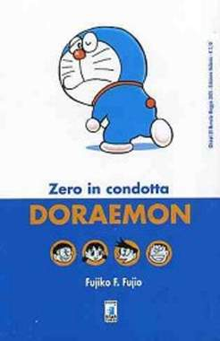 Copertina DORAEMON n.2 - ZERO IN CONDOTTA, STAR COMICS