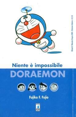 Copertina DORAEMON n.3 - NIENTE E' IMPOSSIBILE, STAR COMICS