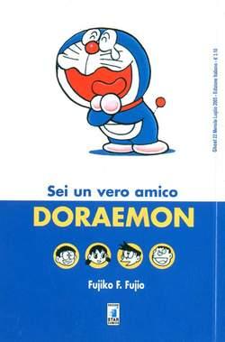 Copertina DORAEMON n.4 - SEI UN VERO AMICO, STAR COMICS