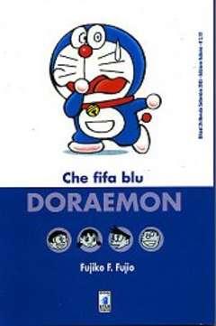 Copertina DORAEMON n.6 - CHE FIFA BLU, STAR COMICS